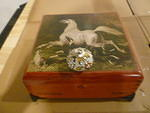 Cigar Box Treasure Chest